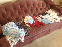 Newborn to 3 month boys baby clothes