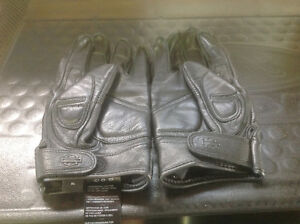 Leather Gloves Spring weight unlined