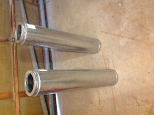 "5""x36"" insulated chimney pipe"