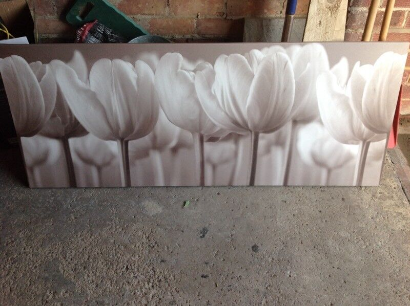 IKEA Tulips Canvas Picture