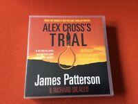 Alex Cross's TRAIL audio book by James Patterson