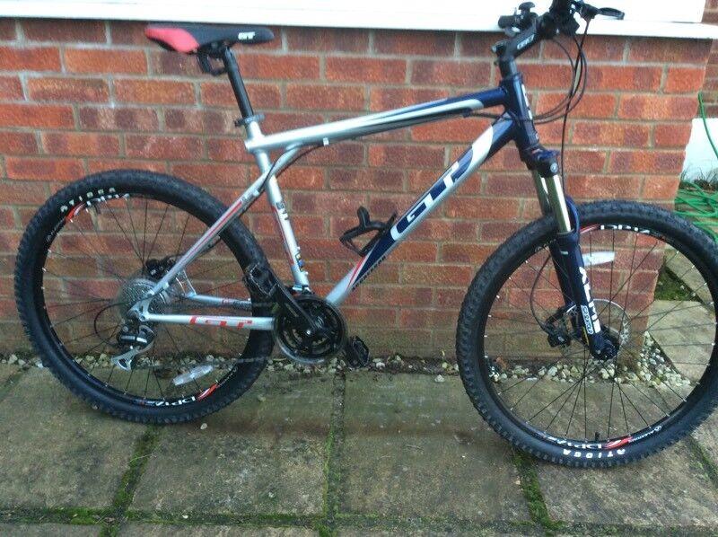 2bf804ee245 Gt aggressor xc3 mountain bike | in Norwich, Norfolk | Gumtree