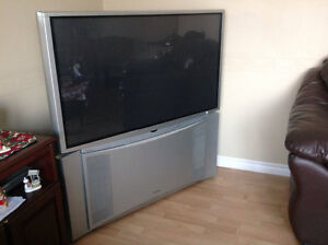 "51"" Hitachi Flat Screen TV"