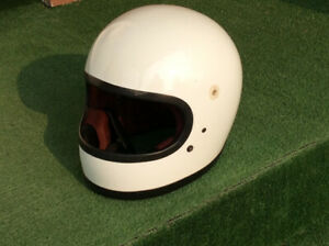 dc3e5075 Vintage Motorcycle Helmets | Kijiji - Buy, Sell & Save with Canada's ...