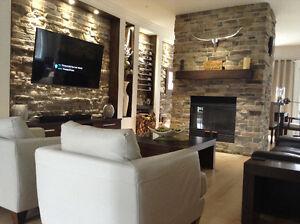 Maison a louer court terme meublee Blainville Fontainebleau