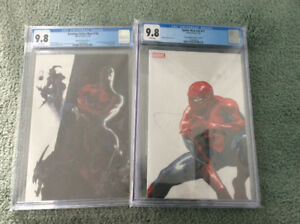 Selling Off 16 CGC Graded Comic Books NICE BOOKS