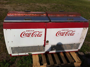 Coca Cola Coke Chest Cooler - Refrigeration System Peterborough Peterborough Area image 3
