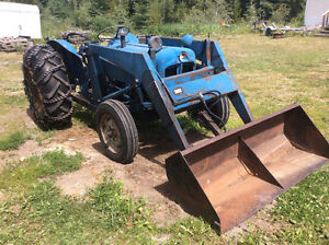 1957 Fordson dexta tractor for sale