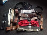 ladies belt bundle sz s/m