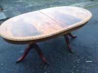 Reproduction Antique Dining Table