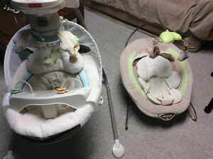 Fisher Price My Little Lambs Swing $45