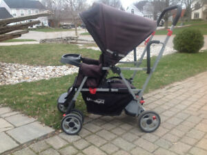Joovy ultralight double stroller