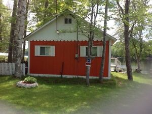 Cottage rental 1st Eel River Lake