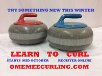 OMEMEE CURLING CENTRE