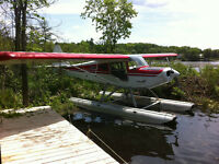 Fleet Canuck homebult Float plane