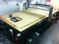 For Sale 4' x 8' CNC Router table