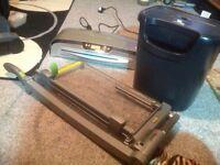 Office equipment , laminator / guillotine / shredder