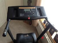 roger black gold treadmill ag 10302