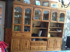 3 piece wall unit Peterborough Peterborough Area image 1