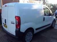 Peugeot bipper professional very good condition 55k