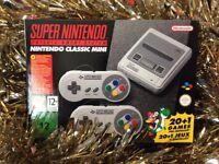 Super Nintendo Classic Mini (Snes mini)