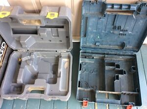 MOLDED TOOL CASES