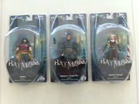 DC Direct - Batman Arkham City Series 1 - Complete Set