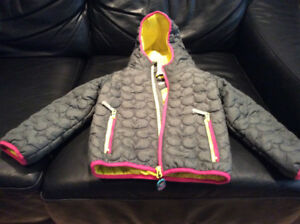 McKINLEY WINTER/COLUMBIA LINED JACKET FOR KIDS