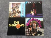 THE SHADOWS LPs