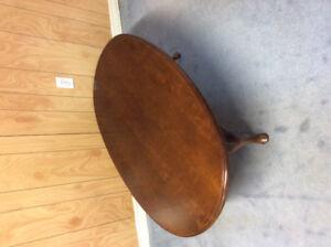 Basset cherrywood coffee table