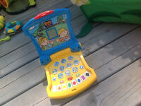 Bob the builder learning laptop - RARE!
