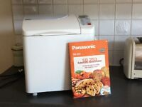 Panasonic SD 253 Breadmaker