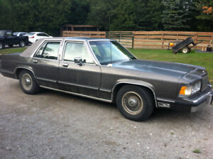 1991 Mercury Grand Marquis for sale