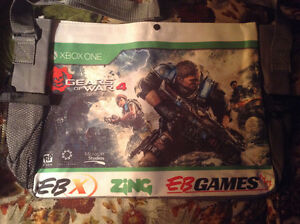 Gears of War 4 / Battlefield 1 bag Kitchener / Waterloo Kitchener Area image 2