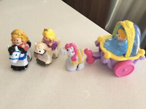 Princesses Little People