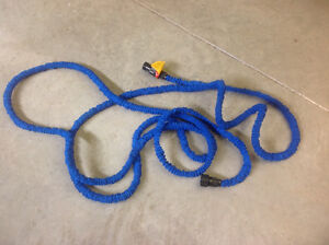25ft expandable hose for boat - Located in Glencoe