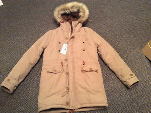 Brand new men's winter coat