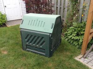 Bac de compost ou autre utilité