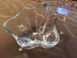 Beautiful Bohemian Crystal Dish! West Island Greater Montréal image 2