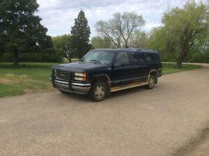 1995 GMC pickup