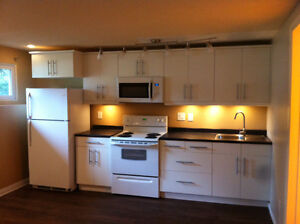 2 Bdrm Basement Suite - Avail. Now - MOVE IN INCENTIVE