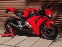 Honda CBR 1000rr Only 4586 miles. Delivery Available *Credit & Debit Cards Accepted*