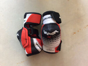 Bauer Vapor X 5.0 Junior Elbow Pads -Junior Size Small LIKE NEW!