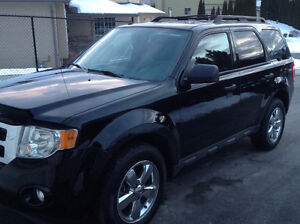 2010 Ford Escape XLT  Loaded AWD