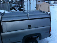 8 foot box ROOFING CAP Silverado Sierra Tool Box Back Rack