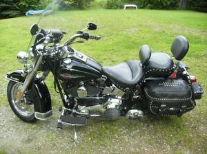Harley Softail Classic (carburateur)