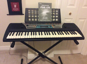Yamaha PSR -170 keyboard for sale