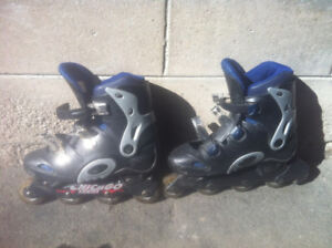 ROLLER BLADES MENS CHICAGO TECH10 $35.00