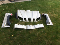 Complete Body Shell for Rhino