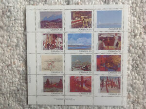 Canadian stamp sheet collection Strathcona County Edmonton Area image 8